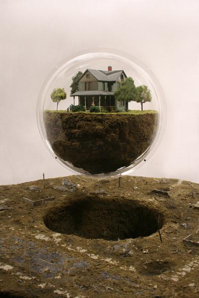 "Artwork ""Firing for Effect"" by artist Thomas Doyle"