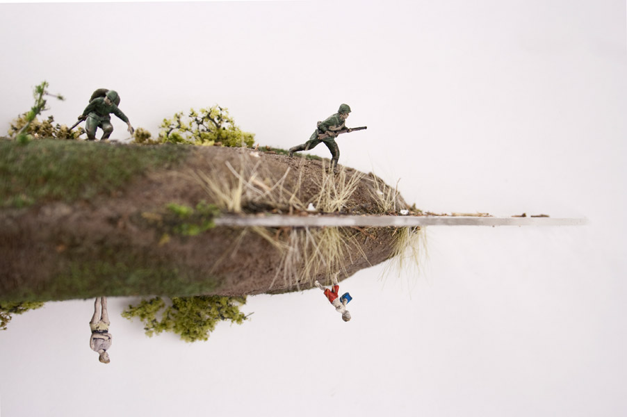 """Artwork """"Proxy (Potter's Bend)"""" by artist Thomas Doyle"""