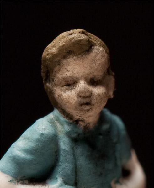 "Artwork ""Boy #3"" by artist Thomas Doyle"