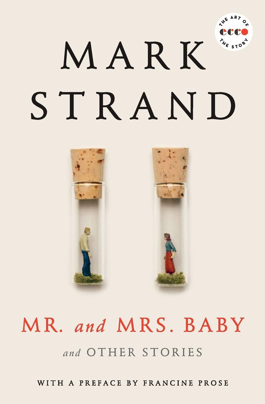 """Thomas Doyle illustration for """"Mr. and Mrs. Baby"""" by Mark Strand"""