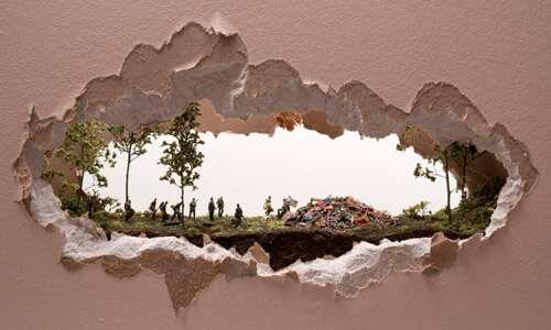 Link to Pass-through series by artist Thomas Doyle